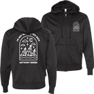 Anthony Green - Shipwrecked (Zip Up Hoodie) [入荷予約商品]