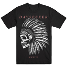 Dayseeker - Indian Skull (Black) [入荷予約商品]