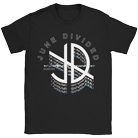 June Divided - Repeat Circular Logo [入荷予約商品]