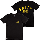 The Amity Affliction - Allegiance Crest (Black) [入荷予約商品]