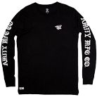The Amity Affliction - Anvil (Embroidered) (Long Sleeve) [入荷予約商品]