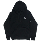 The Amity Affliction - TAA (Embroidered) (Zip Up Hoodie) [入荷予約商品]