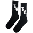 The Amity Affliction - TAA (Socks) [入荷予約商品]