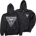 The Dillinger Escape Plan - Low Feels (Zip Hoodie) [入荷予約商品]