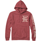 Protest The Hero - Monogram (Heather Red) (Hoodie) [入荷予約商品]