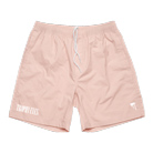 Trophy Eyes - Palm (Pink) (Embroidered) (Beach Shorts) [入荷予約商品]