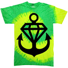 Stay Sick Clothing - Anchor (Diamond Tie Dye) [入荷予約商品]