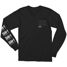 For the Fallen Dreams - Teeth (Long Sleeve) [入荷予約商品]