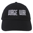 Wage War - Logo (Dad Hat) [入荷予約商品]