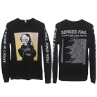 Senses Fail - If There Is Light... Tour (Long Sleeve) [入荷予約商品]