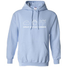 Youth Killed It - Great British Summer (Light Blue) (Hoodie) [入荷予約商品]