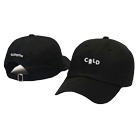 Gideon - Cold (Black) (Dad Hat) [入荷予約商品]