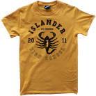 Islander - High School 2011 (Gold) [入荷予約商品]