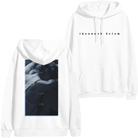 Thousand Below - No Place (White) (Hoodie) [入荷予約商品]