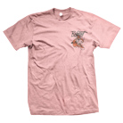 Belmont - Tiger (Pink) (Embroidered) [入荷予約商品]