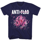 Anti-Flag - American Spring Exploding Flower (Navy) [入荷予約商品]
