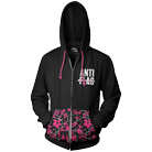 Anti-Flag - American Spring (Custom Zip Hoodie) [入荷予約商品]