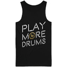 Luke Holland - Play More Drums (Gold Foil) [入荷予約商品]