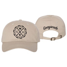 Grayscale - Clover (Natural) (6 Panel Dad Hat) [入荷予約商品]