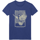 Real Friends - Stand Steady (Navy) [入荷予約商品]