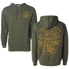 War Of Ages - We Are The Creation (Army Heather) (Hoodie) [入荷予約商品]