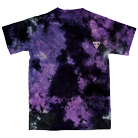 Devour The Day - Logo (Purple Tie Dye) [入荷予約商品]