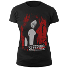 Sleeping With Sirens - Cracked Face [girl's] [入荷予約商品]