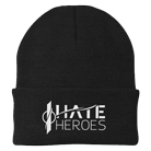 I Hate Heroes - Logo (Embroidered) (Beanie) [入荷予約商品]