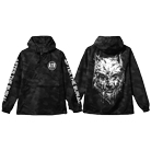 After The Burial - Drip Wolf (Black Camo) (Windbreaker) [入荷予約商品]