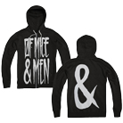 Of Mice & Men - Ampersand (Zip Up Hoodie) [入荷予約商品]