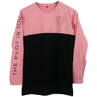 The Plot In You - Crown (Black/Pink) (Long Sleeve) [入荷予約商品]