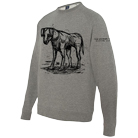 The Wonder Years - Dog (Embroidered Sleeve) (Sweat) [入荷予約商品]