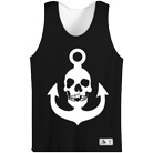 Stay Sick Clothing - Skull Anchor (Jersey) [入荷予約商品]