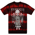 Ice Nine Kills - IX Horror Movie Scene (Black/Red Custom Dyed) [入荷予約商品]