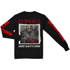 Ice Nine Kills - Jason Thank God It's Friday (Long Sleeve) [入荷予約商品]