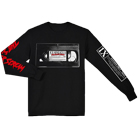 Ice Nine Kills - Video Cassette Tape (Long Sleeve) [入荷予約商品]