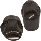 Blessthefall - Hard Feelings (Black) (Dad Hat) [入荷予約商品]