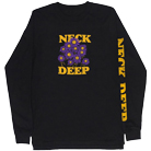 Neck Deep - Daisy Smiles (Long Sleeve) [入荷予約商品]