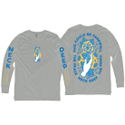 Neck Deep - Farewell Hands (Heather Grey) (Long Sleeve) [入荷予約商品]