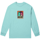 Neck Deep - TPATP Head (Blue) (Long Sleeve) [入荷予約商品]