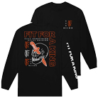 Fit For A King - Sword & Skull (Long Sleeve) [入荷予約商品]