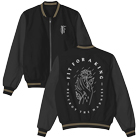 Fit For A King - Destroy The Madness (Black/Grey) (Varsity) [入荷予約商品]