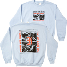 Every Time I Die - The Big Dirty (Light Blue) (Sweat) [入荷予約商品]