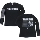 Terror - Total Retaliation Eagle (Long Sleeve) [入荷予約商品]