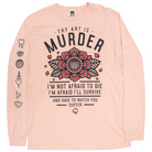 Thy Art Is Murder - TWKA (Pink) (Long Sleeve) [入荷予約商品]