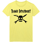 Teenage Bottlerocket - Broken Logo (Yellow) [入荷予約商品]