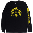 Tonight Alive - Smiley Face (Long Sleeve) [入荷予約商品]