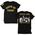 Youth Of Today - Wake Up And Live (Black) [入荷予約商品]