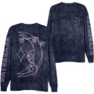 Dayseeker - Vines (Navy Mineral Wash) (Long Sleeve) [入荷予約商品]
