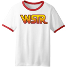 WSTR - Retro (White/Red) (Ringer) [入荷予約商品]